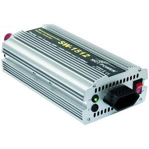 Spannungswandler 150W Softstart McPower SW-1512