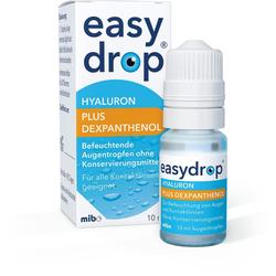 Easydrop Hyaluron Plus Dexpanthenol Augentropfen