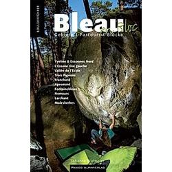 Boulderführer Bleau en Bloc. Johanna Widmaier  - Buch