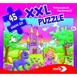 Riesenpuzzle 45 tlg. Prinzessin