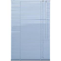Jalousie, LICHTBLICK ORIGINAL, freihängend, Aluminium blau 80 cm x 160 cm