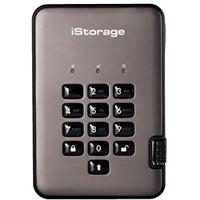 iStorage diskAshur Pro 2 5TB USB 3.1 graphite (IS-DAP2-256-5000-C-G)
