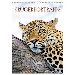 KRUGER PORTRAITS (Wall Calendar 2021 DIN A3 Portrait)