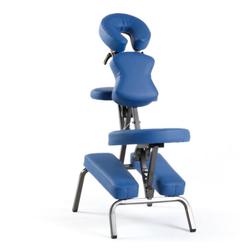 Sissel Massagesessel Sissel Portabler Massagestuhl 69 x 48 x (115-130) cm Blau SIS-301.010 blau