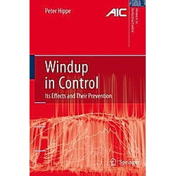 Windup in Control. Peter Hippe  - Buch