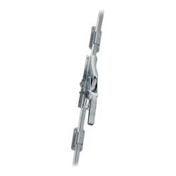 Fuhr Tortreibriegel 902 verzinkt für 13 mm Stange