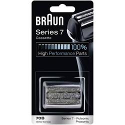 Braun 70B Scherkopf Schwarz 1 Set