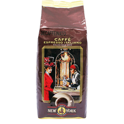 New York Kaffeebohnen Decaffeinato 500g