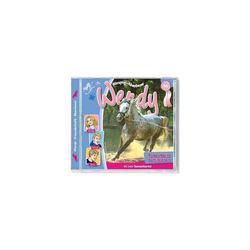 Kiddinx Hörspiel CD Wendy 56 - Ärger beim Voltigieren