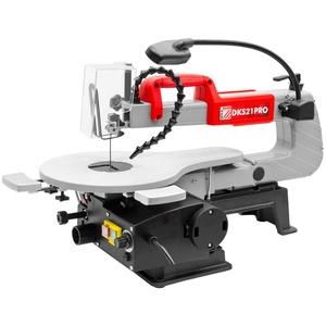 Holzmann DKS21PRO Dekupiersäge inkl. 10 Sägeblätter