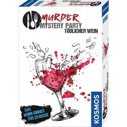 Kosmos Spiel, Murder Mystery Party - Tödlicher Wein