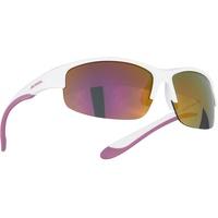Alpina Flexxy HR Brille Jugend weiß/lila 2021 Brillen