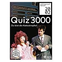 Quiz 3000 - Du bist die Katastrophe! - DVD  Filme
