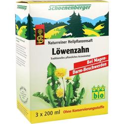 LOEWENZAHN SCHOENENBERGER HEILPFLANZENSÄFTE