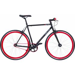 Galano Singlespeed Blade, 1 Gang schwarz Damen Damenfahrräder Fahrräder Zubehör Fahrrad