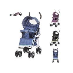 Chipolino Kinder-Buggy Kinderwagen Buggy Sisi, Buggy, Rückenlehne einstellbar blau