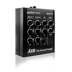 AER - Pocket Tools Dual Mix Guitar P reamp