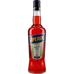 Aperol Bitter 15% 0,7 ltr.