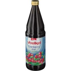 Voelkel Cranberry pur Saft 750 ml Saft