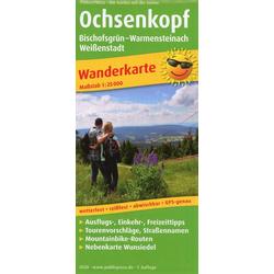 Ochsenkopf 1:25 000