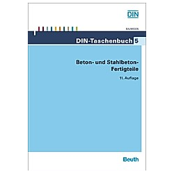 Beton- und Stahlbeton-Fertigteile - Buch
