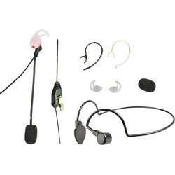 Albrecht Headset/Sprechgarnitur HS 02 T, In-Ear Headset 41653