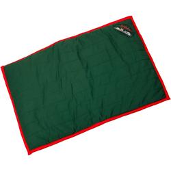kleinmetall Hundekissen Softplace grün/rot Größe XL