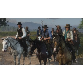 Red Dead Redemption 2 (USK) (Xbox One)