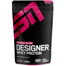 ESN Designer Whey Protein Coffee Caramel Pulver 1000 g