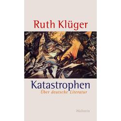 Katastrophen: eBook von Ruth Klüger