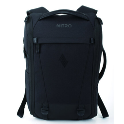NITRO Gaming Remote Kamerarucksack 46 cm Laptopfach black
