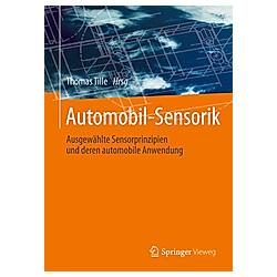 Automobil-Sensorik - Buch