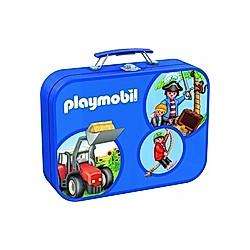 "Schmidt Puzzle ""Playmobil""  2 x 60 und 2 x 100 Teile"