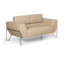 Sofa spider, 2 sitzplätze, beige