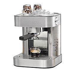 Rommelsbacher Kaffeemaschine  EKS 2010 Silber