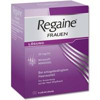 Regaine Frauen Lösung 3 x 60 ml