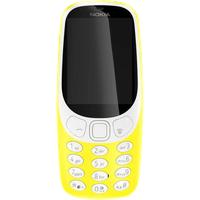 Nokia 3310 Dual SIM gelb
