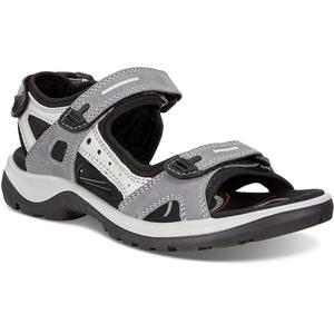 ECCO Offroad Sandalen Damen titanium EU 43 2021 Freizeit Sandalen