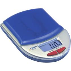 Kern TEE 150-1 Taschenwaage Wägebereich (max.) 150g Ablesbarkeit 0.1g batteriebetrieben