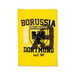 Borussia Dortmund Fahne Borussia Dortmund Stadtwappen (100 x 150cm)