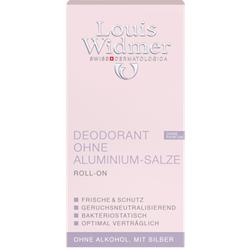 WIDMER Deodorant o.Aluminium-Salze Roll on unparf. 50 ml