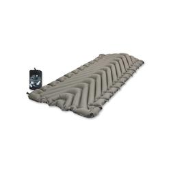 Klymit Isomatte Static V Luxe Mattenfarbe - Grau, Mattenvariante - Aufblasbar, Mattenstärke - 6 cm, Mattengröße - ~ 80 x 200 cm,