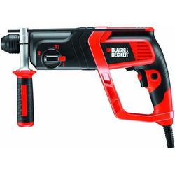 Black & Decker, Bohrmaschine + Schlagbohrmaschine, Bohrhammer KD985KA, 800W (800W)