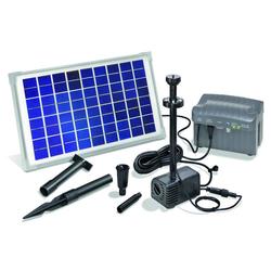 Solar Pumpensystem Napoli LED - mit Trockenlaufschutz