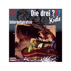 Die drei ??? Kids 12: Internetpiraten - (CD)