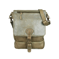 Bull & Hunt Messenger Bag urban messenger flat grün