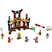 Lego Ninjago Turnier der Elemente 71735