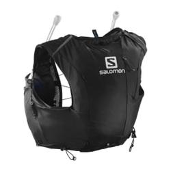 Salomon - Adv Skin 8 Set W Bla - Trinkgürtel / Rucksäcke - Größe: S