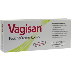 Vagisan FeuchtCreme Kombi 8 Ovula + 10g Creme