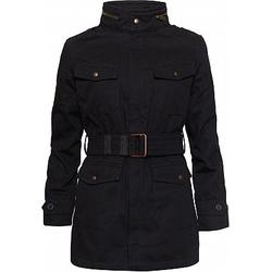 John Doe Fieldjacket Textiljacke Damen Damen - Schwarz - XS